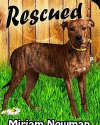 Rescued by Miriam Newman Receives 5 Stars!